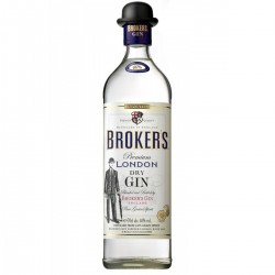 BROKER'S LONDON GIN