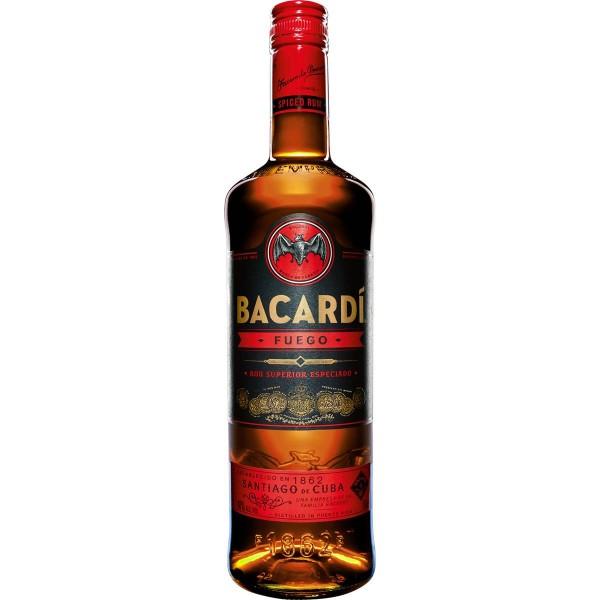 BACARDI FUEGO 1L