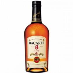 BACARDI 8 Y.O Rum