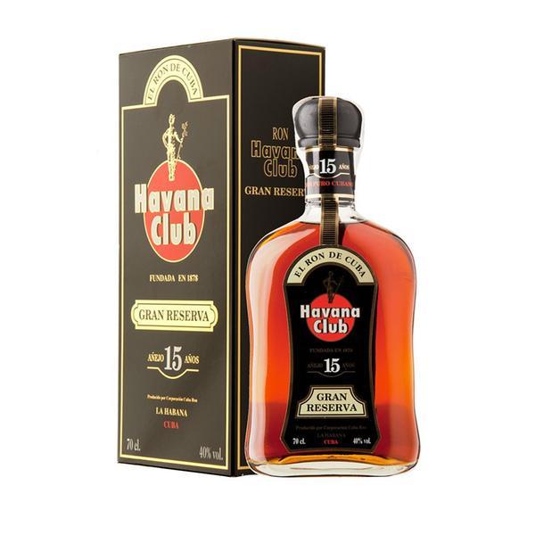 HAVANA CLUB 15 Y.O Rum