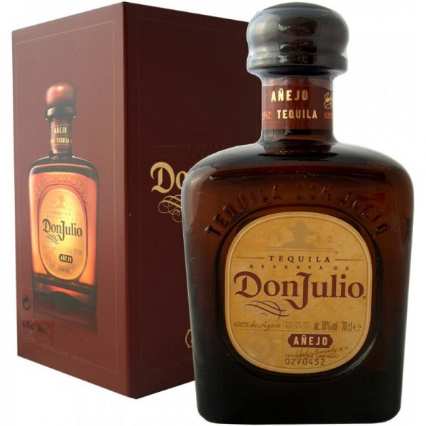 DON JULIO ANEJO Tequila