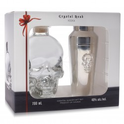 CRYSTALL HEAD  700ML + SHEIKER
