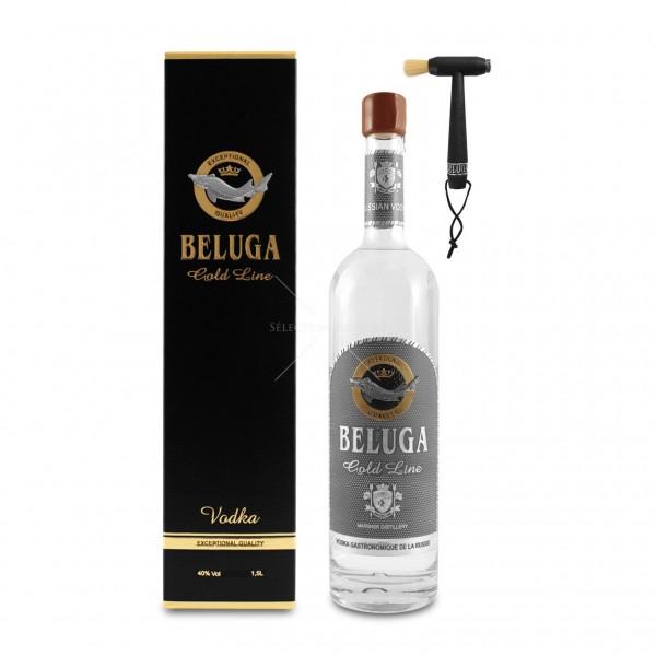 BELUGA GOLD LINE 1,5L Vodka