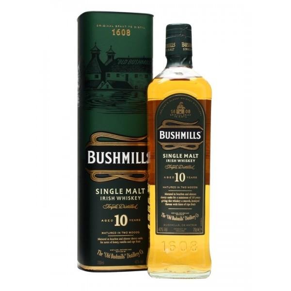 BUSHMILLS 10 Y.O Whisky