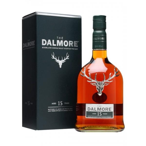 DALMORE 15 Y.O. Whisky