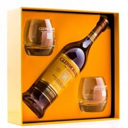 GLENMORANGIE 10 Y.O + 2 ΠΟΤΗΡΙΑ Whisky