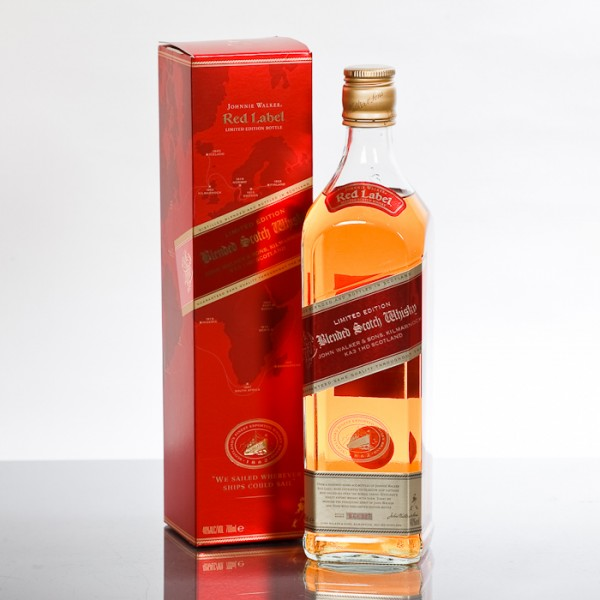 JOHNNIE WALKER RED LIMITED EDITION Whisky