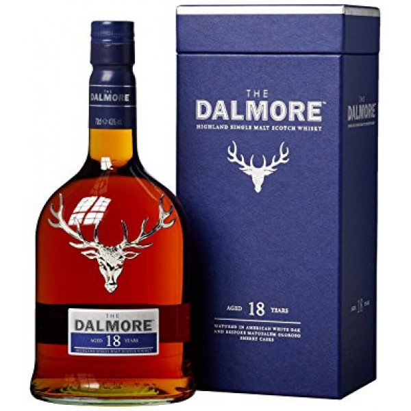 DALMORE 18 Y.O Whisky