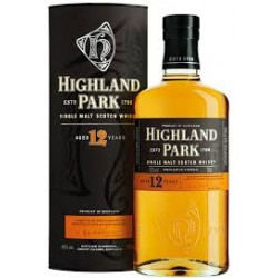 HIGHLAND PARK 12 Y.O Whisky