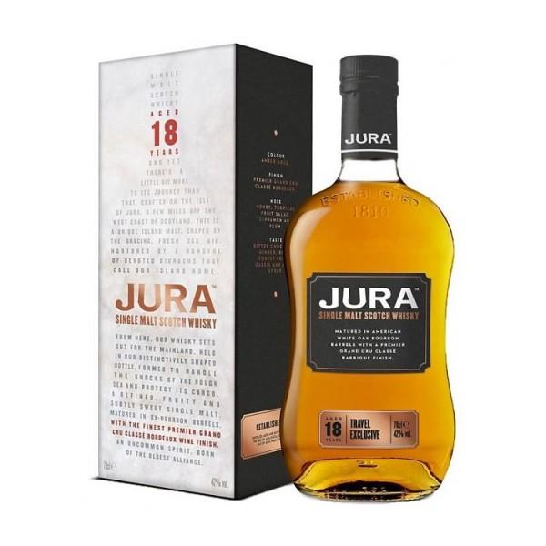 ISLE JURA 18 Y.O EXCLUSIVE Whisky