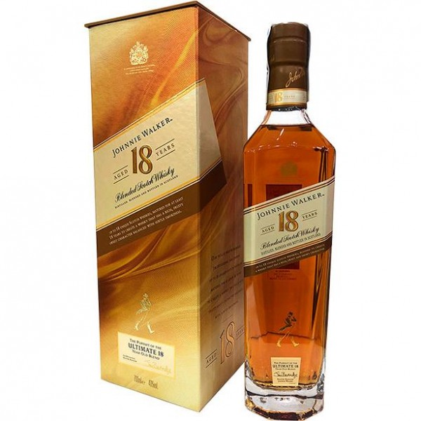 JOHNNIE WALKER 18 Y.O. ULTIMATE Whisky