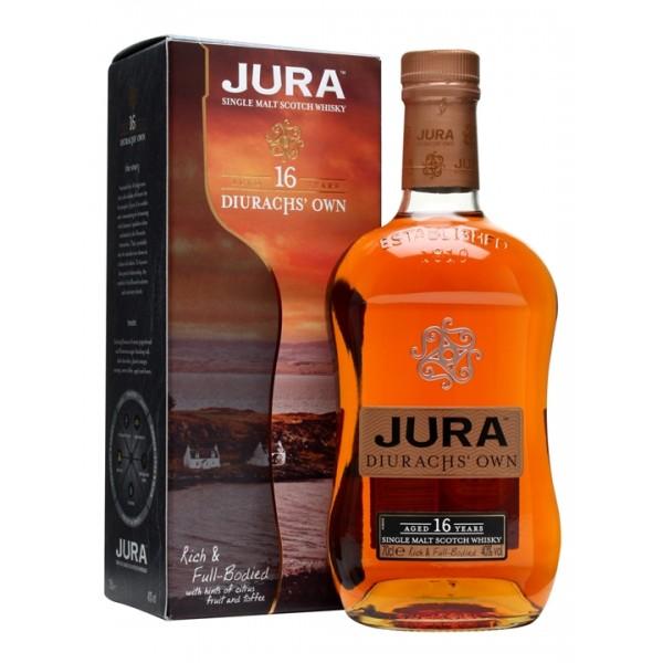 ISLE JURA 16  Y.O Whisky