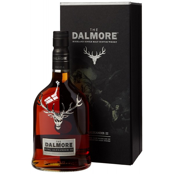 DALMORE KING ALEXANDER iii Whisky
