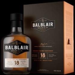 BALBAIR 18Y.O. Whisky