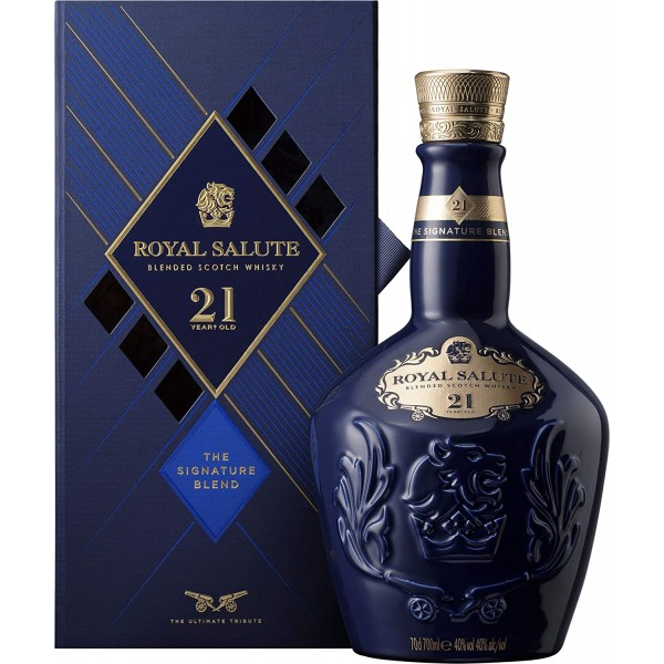 CHIVAS 21 Y.O. ROYALE THE SIGNATURE BLEND Whisky