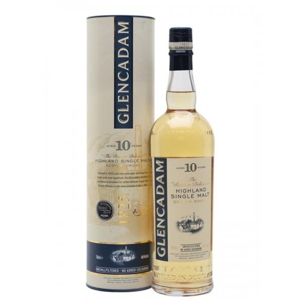 GLENCADAM 10 Y.O. Whisky