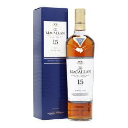 MACALLAN 15 Y.O. DOUBLE CASK Whisky