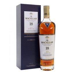 MACALLAN 18 Y.O DOUBLE CASK