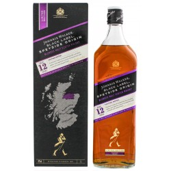 JOHNNIE WALKER BLACK SPEYSIDE ORIGIN 1L Whisky