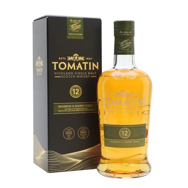 TOMATIN 12Y.O. Whisky
