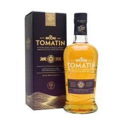 TOMATIN 15Y.O. Whisky