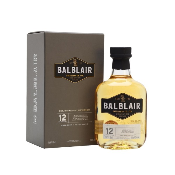BALBAIR 12Y.O. Whisky