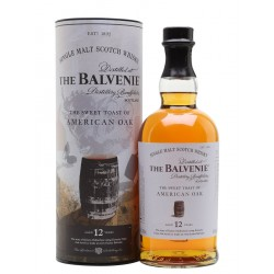 BALVENIE 12 Y.O SWEET TOAST OF AMERICAN OAK Whisky