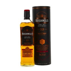 BUSHMILLS 10 CAUSEWAY COLLECTION Whisky