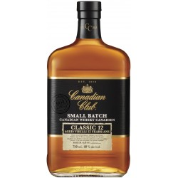 CANADIAN CLUB 12 Y.O Whisky