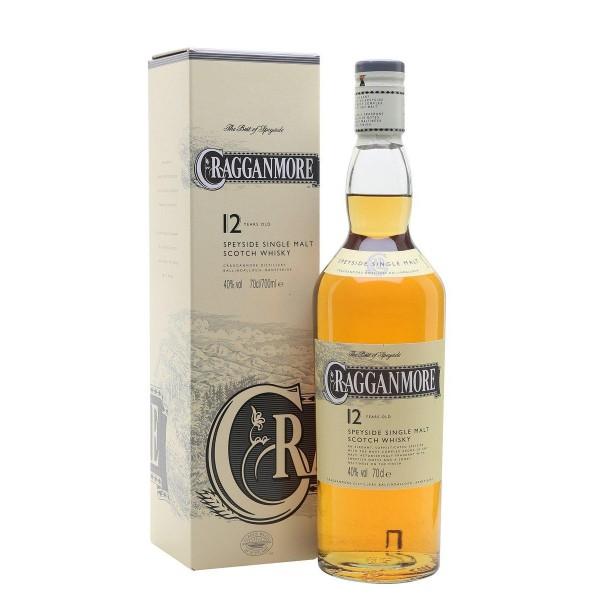 CRAGGAMORE 12 Y.O Whisky