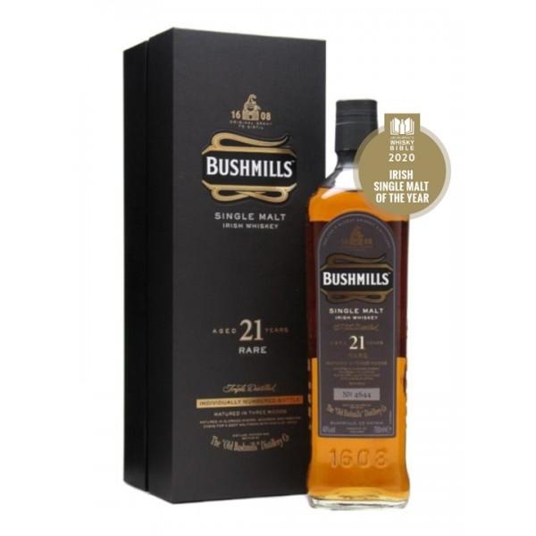 BUSHMILLS 21 Y.O. Whisky