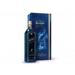 JOHNNIE BLUE LABEL GHOST AND RARE PORT ELLEN Whisky