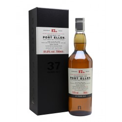 PORT ELLEN 37 Y.O. Whisky
